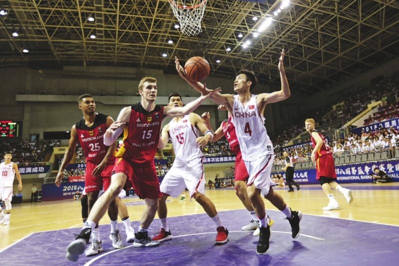 八国男篮争霸赛本周开打  中国国奥队参赛阵容敲定